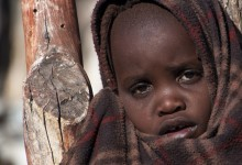 Botswana - lokale jongen