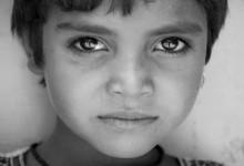 Meisje uit India