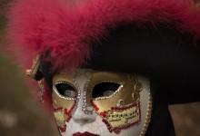 Venitiaans masker!