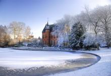 Maria Dal in de winter