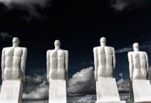 4 men & the sea - Esjberg Denmark