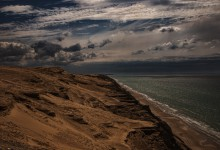 Denemarken - Jutland - Wandelende duin
