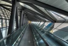 Lyon airport!